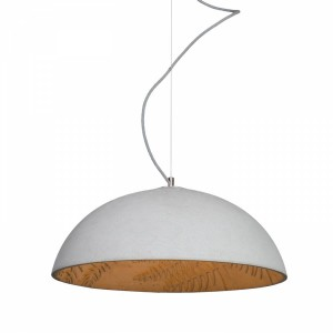 Betonowa lampa wisząca JUNGLE Loftlight