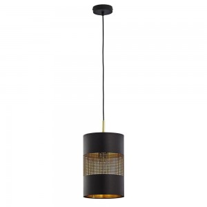 Lampa wisząca BOGART BLACK 3214 TK Lighting